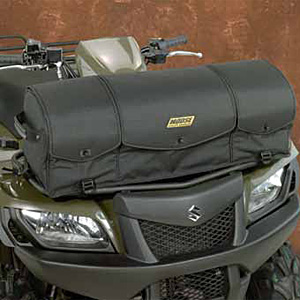 "Moose Racing Axis Front Rack Bag 31""L x 11""W x 10""H Black"