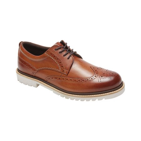 Mens Rockport Marshall Wing Tip Oxford