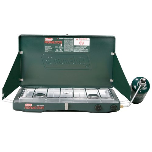 Buy Coleman Matchlight 10,000 BTU 2Burner Propane Stove Review