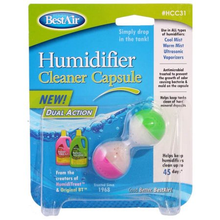 Image of CASPULE CLEANER HUMIDIFIER