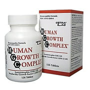 Best Hgh Human Growth Hormones - UltraLab Nutrition UltraLab Human Growth Complex, 126 ea Review