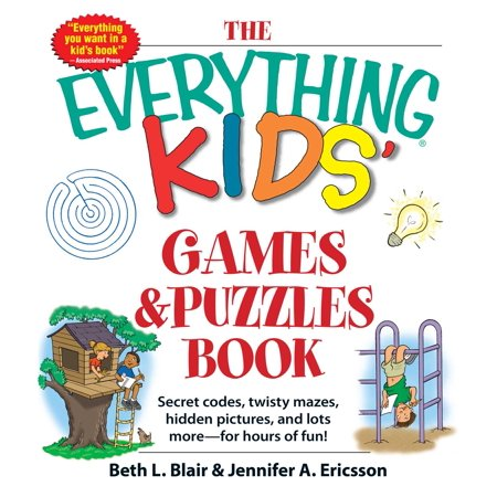 The Everything Kids' Games & Puzzles