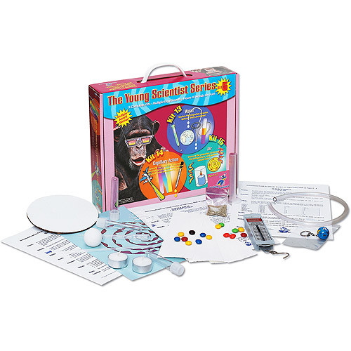 The Young Scientists Series - Science Experiments Kit - Set #5