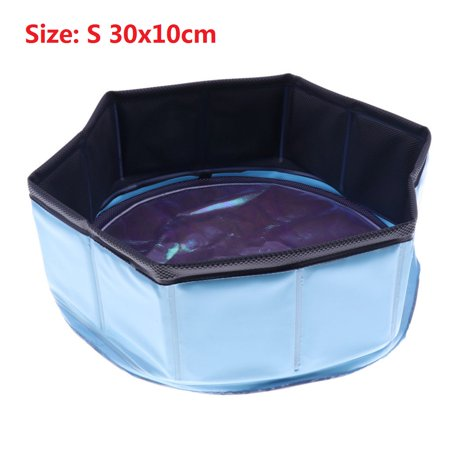 Collapsible Outdoor Swimming Pool Bathing Tub Water Pond ...
