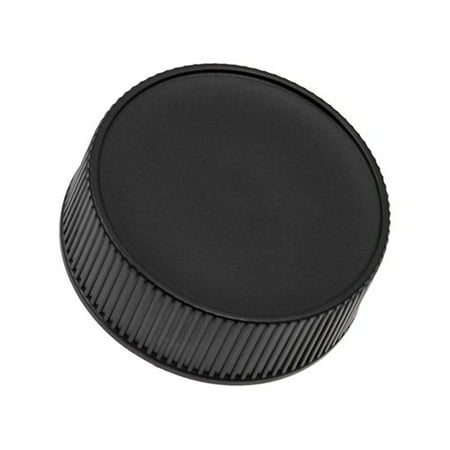 Fotodiox Rear Lens Cap for Leica M lenses, fits Leica M lens, CL lens, Ernst Leitz Canada's ELCAN lens, Konica Hexar RF lens, and Minolta CL, CLE Rokkor Lens, Voigtlander lenses With the Bessa T, (Best Strap For Leica M)