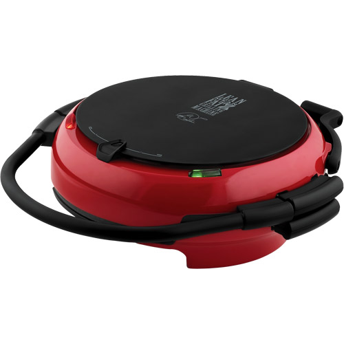 "George Foreman 106"" 360-Grill, Red"
