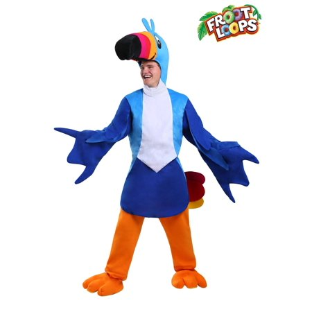 Toucan Sam Adult Costume - Trick R Treat Sam Costume