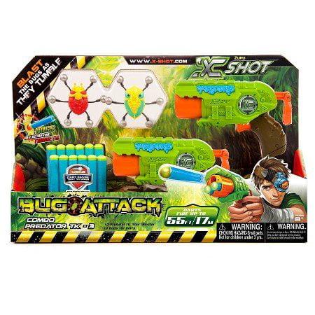 Predator Combo (Zuru Xshot Bug Attack Predator TK-3 Combo )
