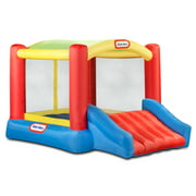 Little Tikes Shady Jump 'n Slide Inflatable Bounce Room