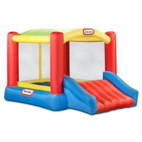 Little Tikes Shady Jump 'n Slide Inflatable Bounce Room
