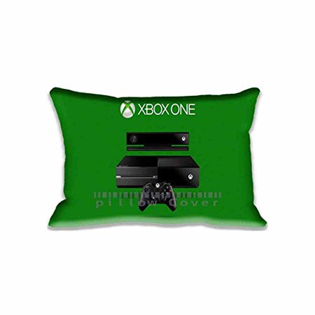 DEYOU Patterned Xbox One Console Pillowcase Pillow Case Cover Two Sides Printing Size 20x30 inch