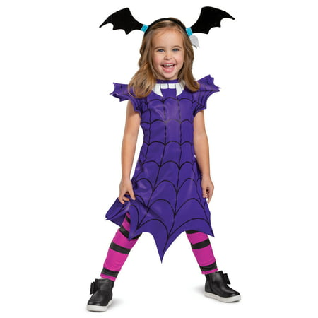 Grave Ghoul Child Halloween Costume (Vampirina Ghoul Girl Classic Toddler)