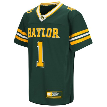 "Baylor Bears NCAA ""Hail Mary Pass"" Youth Football Jersey"
