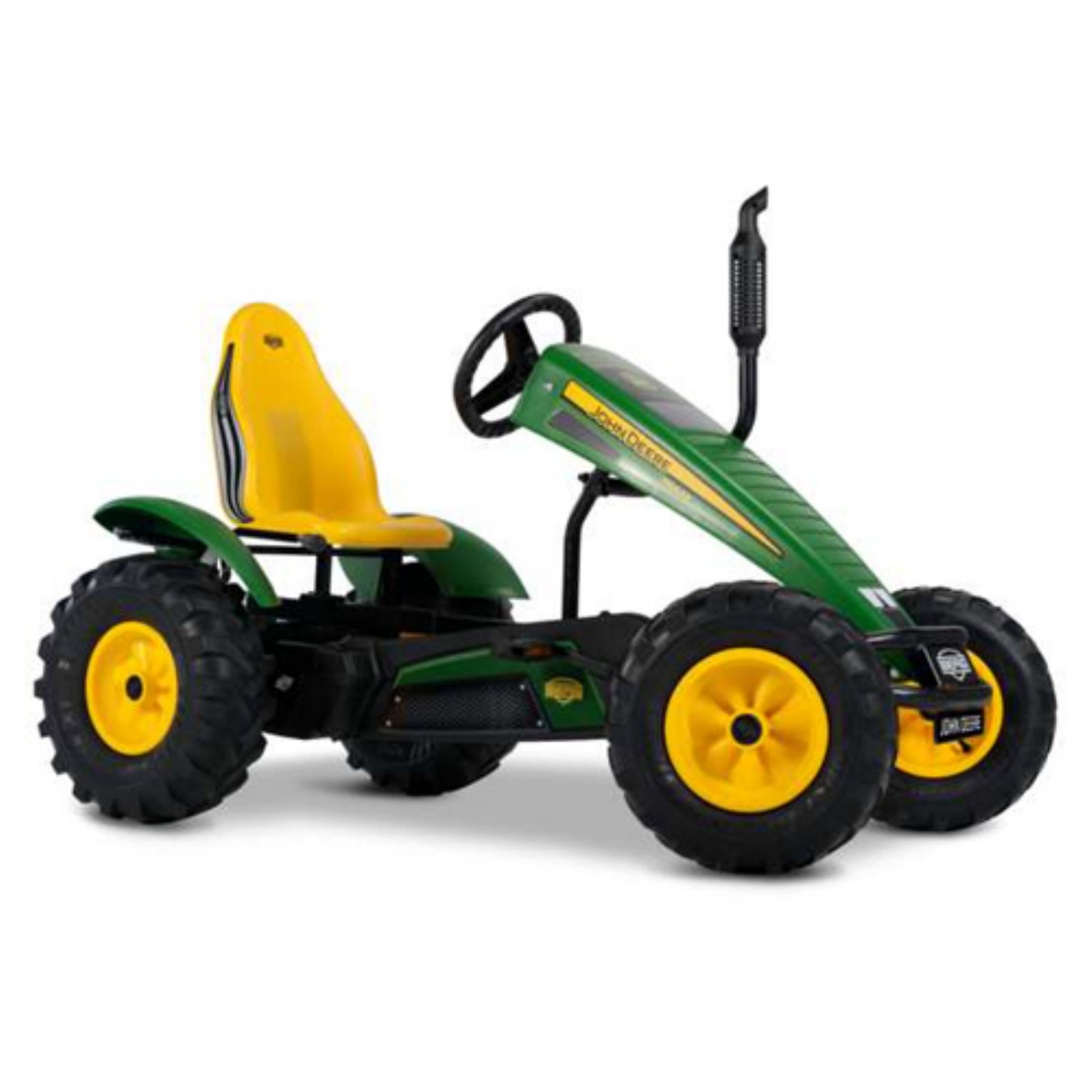 Berg USA John Deere BFR 3 Pedal Go Kart Riding Toy