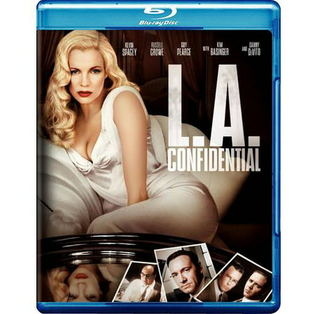 L A  Confidential  Blu Ray   Digital Hd