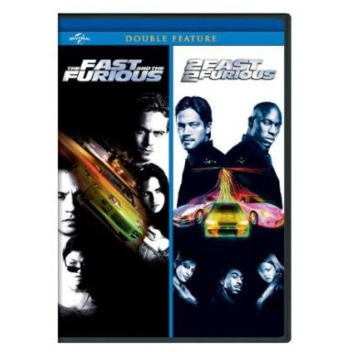 The Fast And The Furious / 2 Fast 2 Furious (Anamorphic Widescreen)