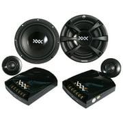 """Re Audio Xxx6.5c Speaker - 150 W Rms - 300 W Pmpo - 2-way - 2 Ohm - 6.50"""" Woofer (xxx65c)"""