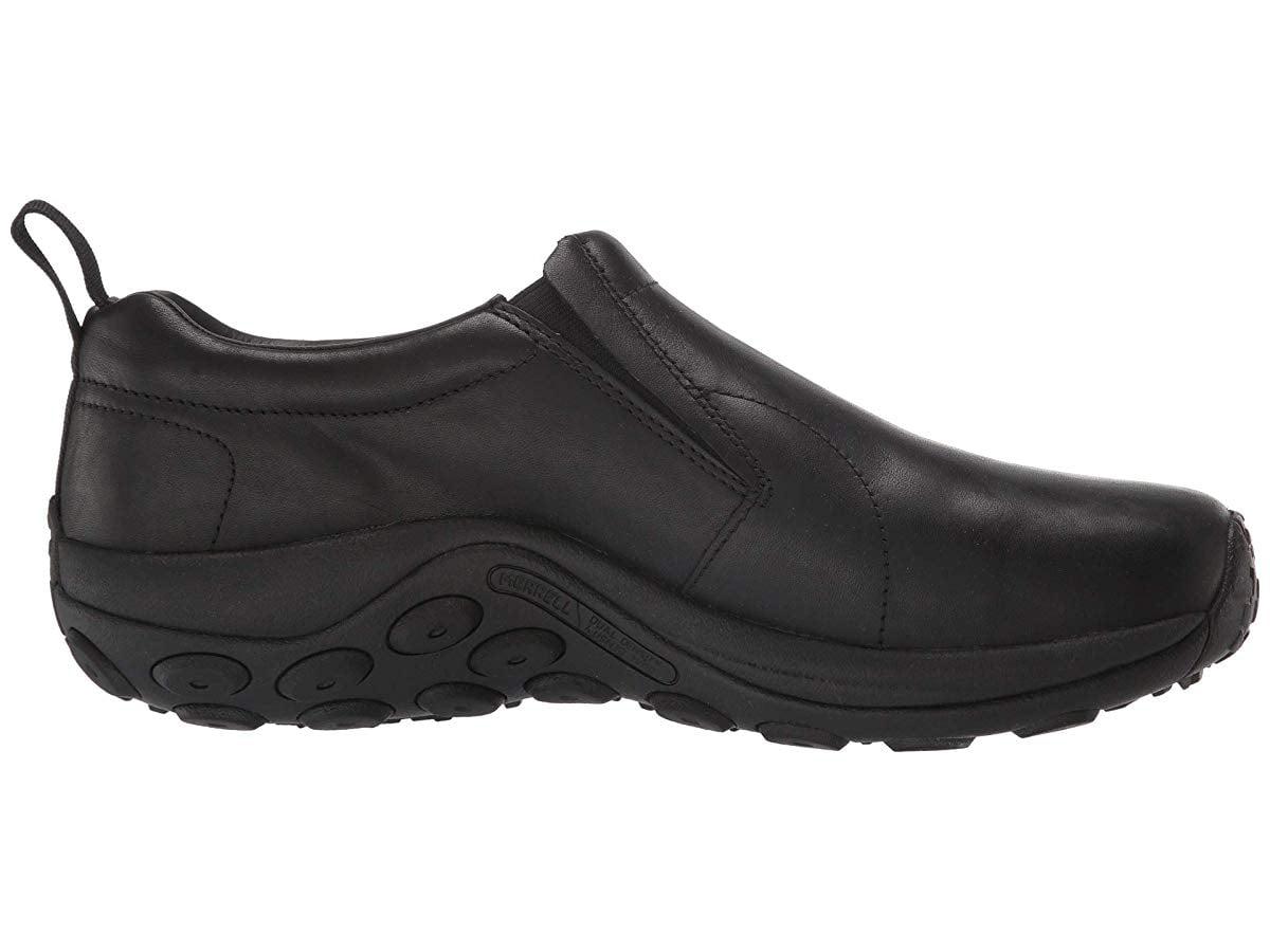 merrell jungle moc leather black 100