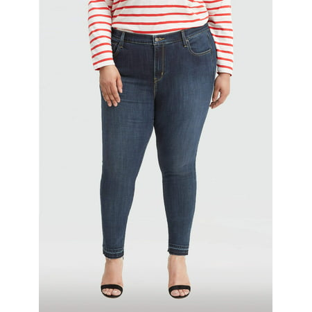Levi's Women's Plus Size 721 High Rise Skinny Jean