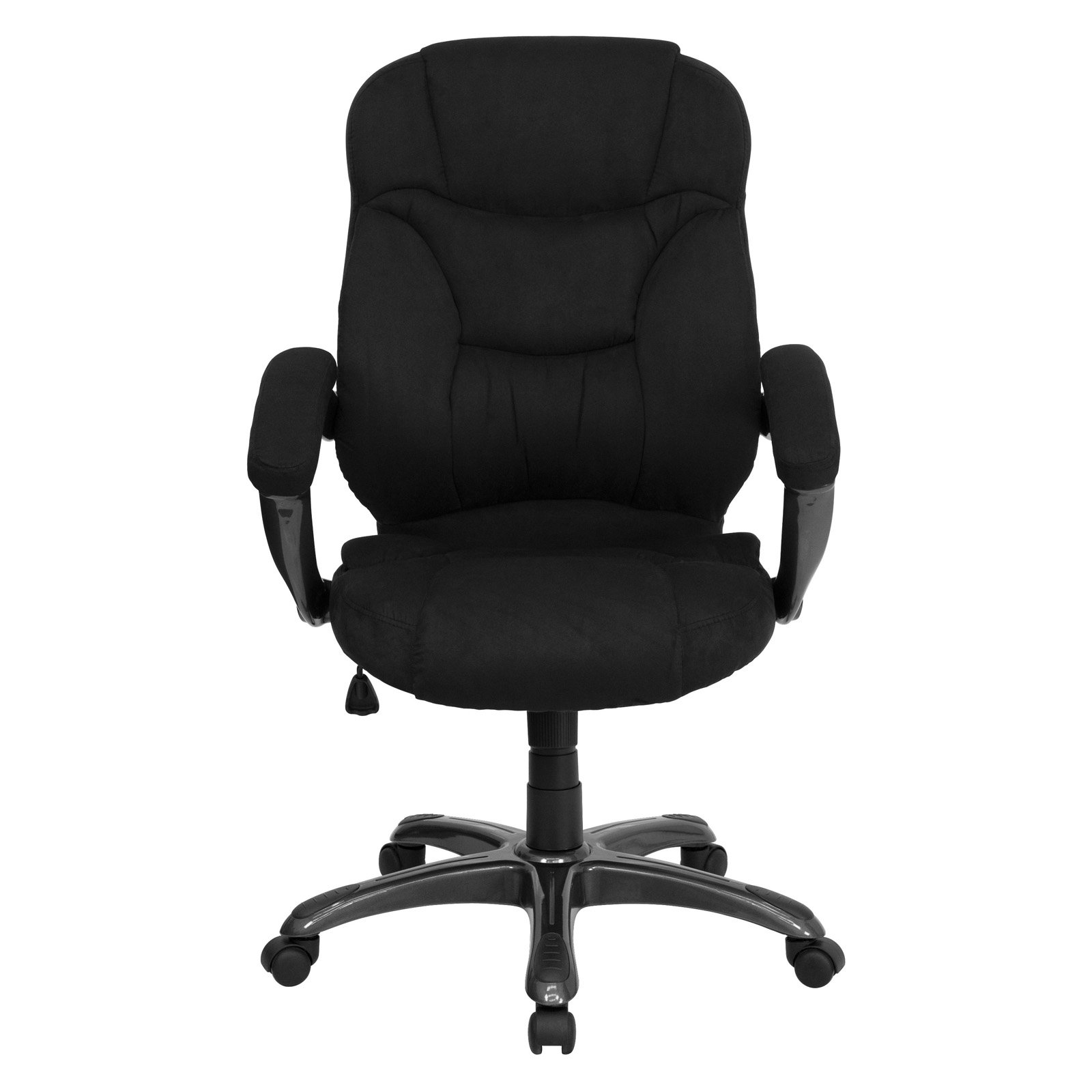 Microfiber High Back fice Chair Multiple Colors Walmart