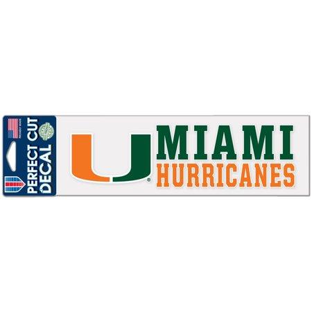 Miami Hurricanes WinCraft 3
