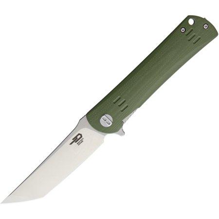 Kendo G10 Linerlock Green (Kendo Gear)