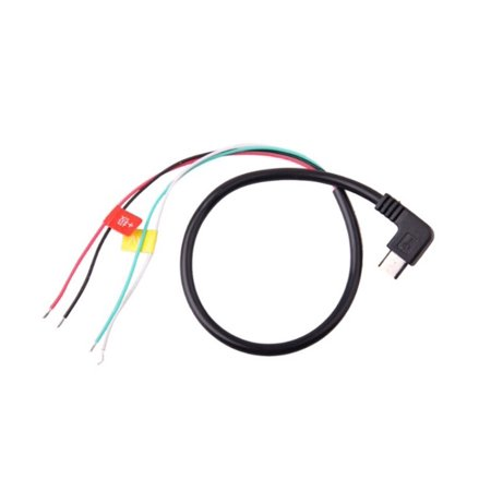 Rc Drone Multi Rotor Micro Usb To Av Out Cable For Fpv Camera 20Cm Sj4000
