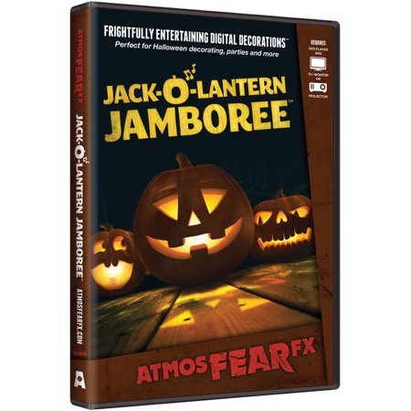 AtmosFEARfx DVD Digital Halloween Decoration