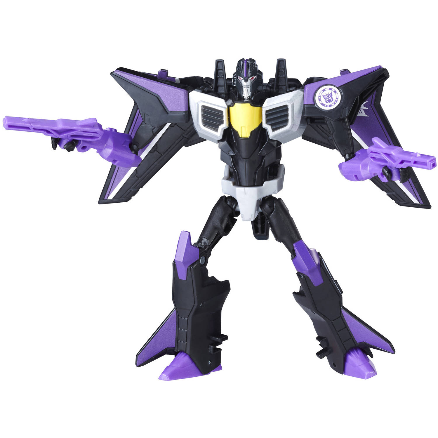 Transformers Robots in Disguise Warrior Class Skywarp Figure