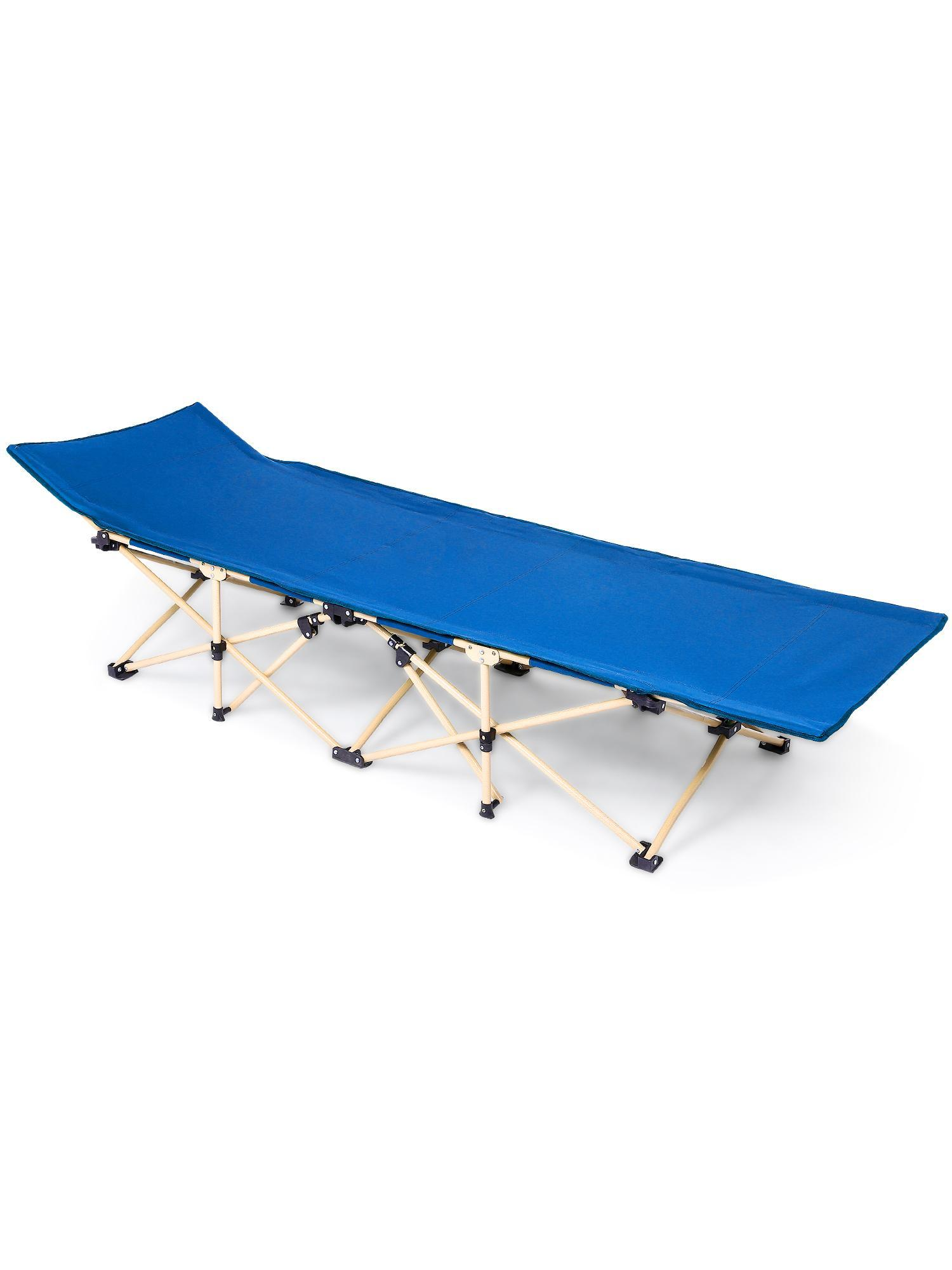 Aluminum Portable Folding Camping Bed And Cot Portable