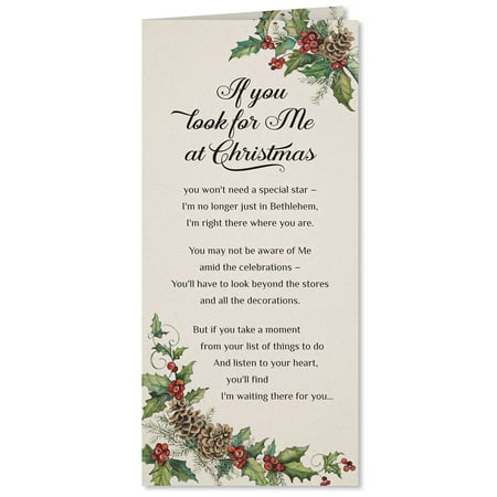 Looking for Jesus Christmas Card Set of 20 ()