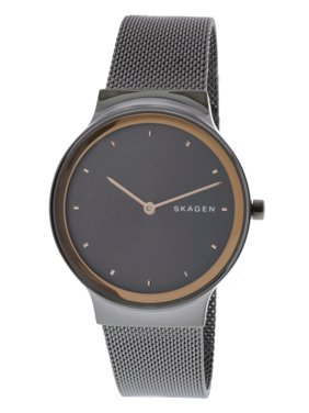 Skagen Women's Freja SKW2707 Silver Stainless-Steel Japanese Quartz Fashion Watch