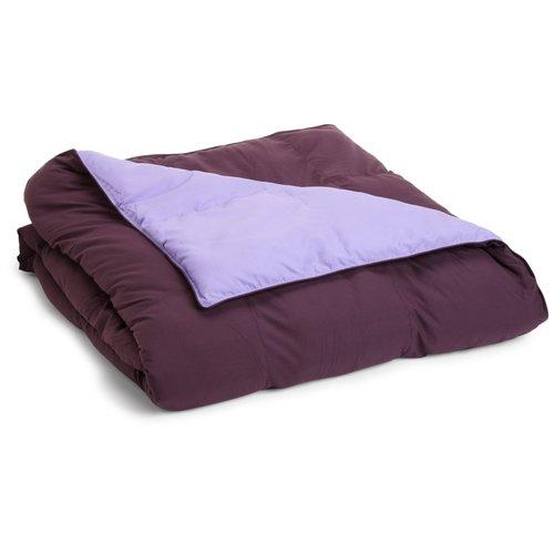 Superior All Season Down Alternative Reversible Solid Comforter
