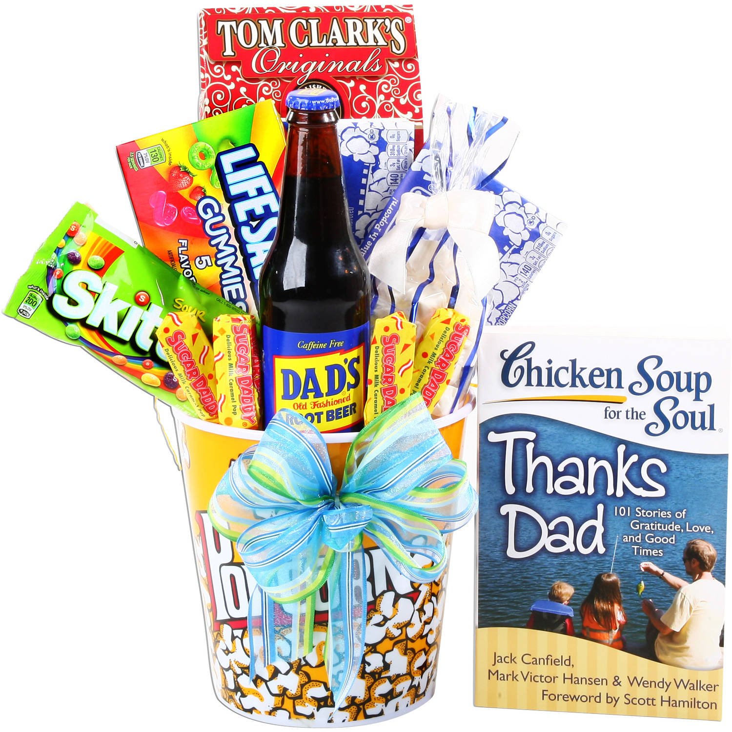 Alder Creek Father's Day Gift Basket, 13 pc