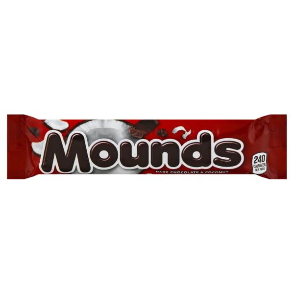 MOUNDS Candy Bar, 1.75 oz