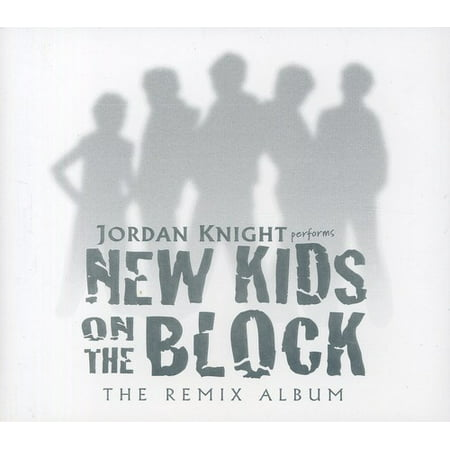 New Kids on the Block-Remix Album (CD) (Halloween Music Remix Kids)