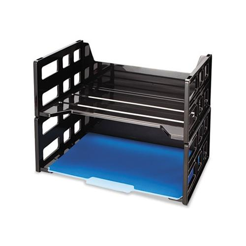 Officemate Recycled High Rise Desk Tray OIC26056