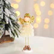 Gobestart Christmas Decoration Cute Angel Doll Desktop Decoration Children's Room Decor