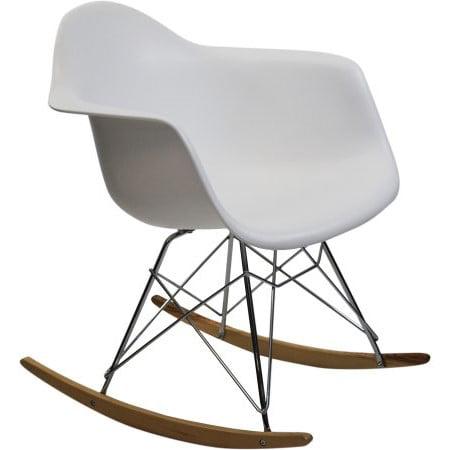 Phenomenal Fine Mod Rocker Arm Chair Choose Your Color Lamtechconsult Wood Chair Design Ideas Lamtechconsultcom