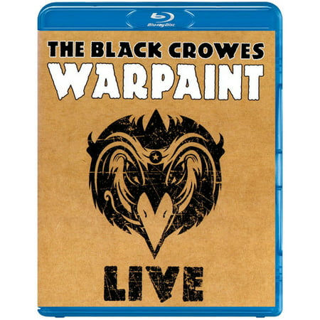 The Black Crowes: Warpaint: Live (DVD) (The Black Crowes Live At The Greek)