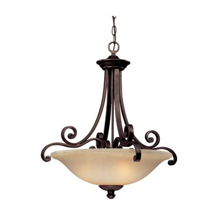 Dolan Designs 1084 3 Light Bowl Pendant from the Brittany Collection
