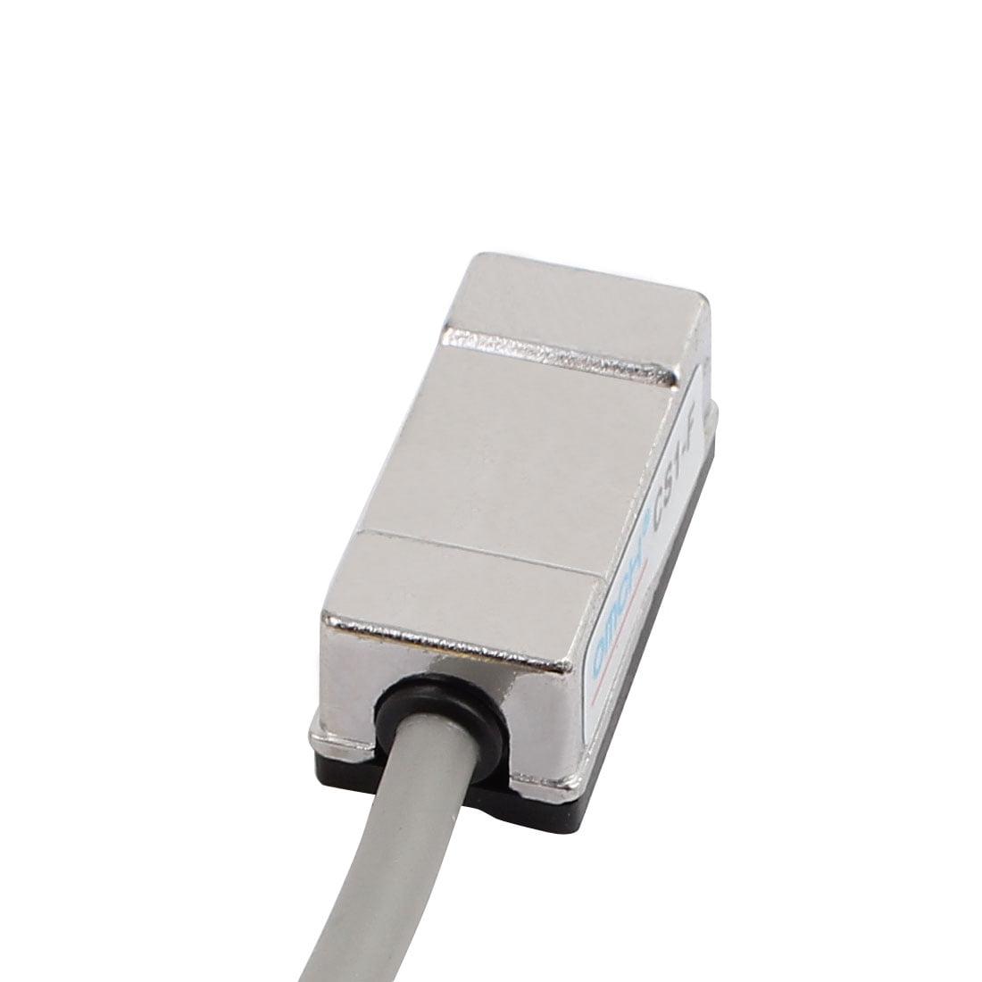 CS1-F /DC 5-240V 100mA 10W Magnetic Inductive Proximity Sensor Switch 2wire - image 2 de 4