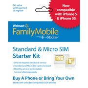 Walmart Family Mobile SIM Starter Kit