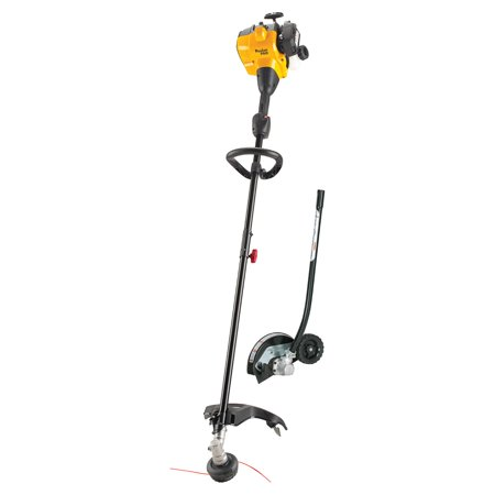 Poulan Pro 28cc Two Cycle Gas Trimmer Edger Combo