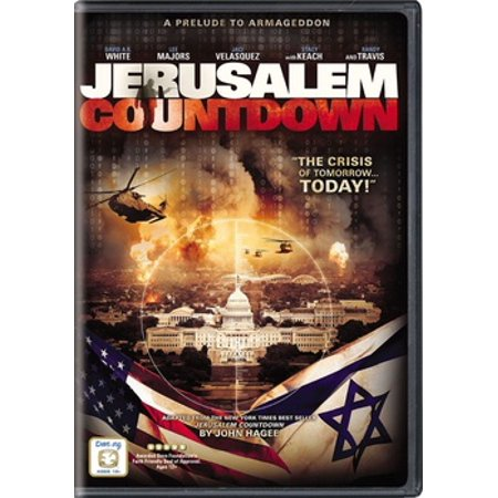 Jerusalem Countdown (DVD) - Countdown To Halloween 2017