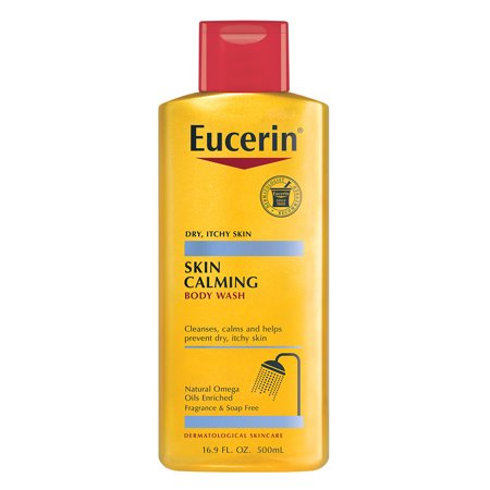 Eucerin Skin Calming Dry Skin Body Wash 8.4 fl. oz.