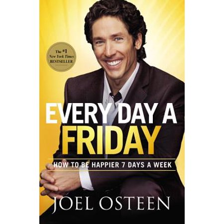 Every Day a Friday : How to Be Happier 7 Days a Week](are black friday deals available online)
