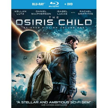 The Osiris Child (Blu-ray + DVD)