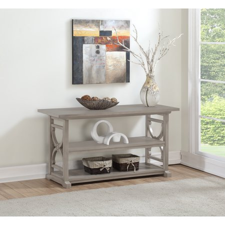 (Better Homes & Gardens Ansley Console Table - Gray)