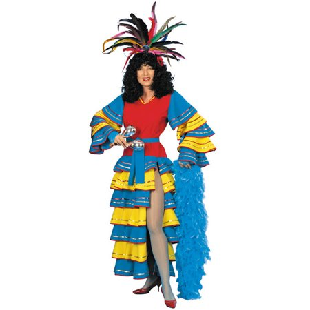 Carnival Dresses Ideas (Woman's Carnival Dress)